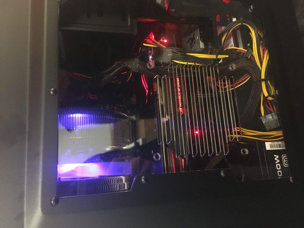 Computer op maat coolermaster gaming