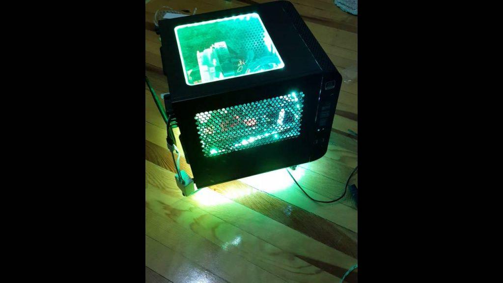 Computer op maat thermaltake