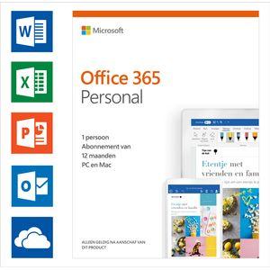 Office 365 personal service abonnement