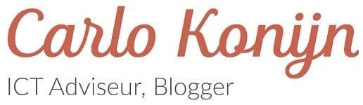 Carlo Konijn ict adviseur blogger
