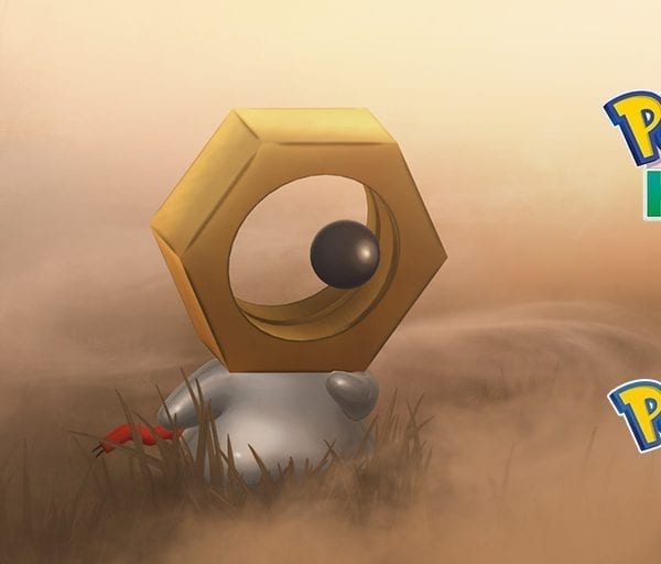 Maak kans op een shint meltan door pokemon home en go met elkaar te koppelen